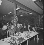 4917 Deventer - Persfotograaf D.W. Nijland : Afscheidsreceptie van de hr. Johan Winkler(1898-1986), hoofdredacteur bij ...