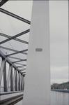 3540 Deventer - SpoorbrugGezicht vanaf de nieuwe spoorbrug.