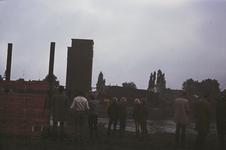 3552 Deventer - Pothoofd - silo KapellePlaatsen van springladingen en het laten springen van de eerste silo van Kapelle ...