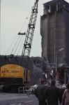 3553 Deventer - Pothoofd - silo KapellePlaatsen van springladingen en het laten springen van de eerste silo van Kapelle ...