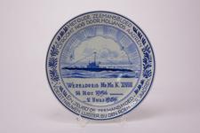 JMD-P-0021 Bord, Wereldreis Hr. Ms. K 18, 14 nov. 1934 - 11 juli 1935
