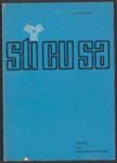 548 StiCuSa. Stichting voor Culturele Samenwerking. Jaarverslag 1986, z.j
