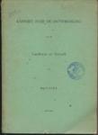 Rapport over de ontwikkeling van landbouw en veeteelt op Bonaire / E.S. Pieters-Kwiers