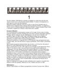 Tragedia Seru Bentana 1954 / Bòi Antoin, 2018