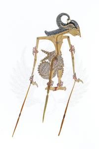 0129-WKP-GST-KA Bambangan luruh, bokongan, gelung, ngore