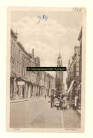 F001250 Oudestraat, gezien ter hoogte van de Koldenhoven-steeg, richting Nieuwe Toren.