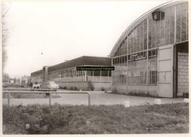 F000890 Fabrieksgebouw van de firma Staal (Industrieweg 20).