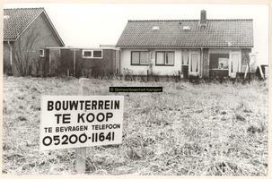 F000897 Woningen aan de Jacob Catssstraat.