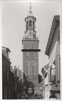 F001702 De Nieuwe Toren werd naar een ontwerp van Philips Vingboons tussen 1648 en 1664 als klokkentoren gebouwd. De ...