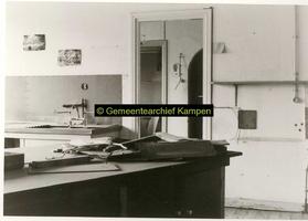 F001130-2 Interieur van een gedeelte van het gebouwencomplex van de Rijksdienst voor de IJsselmeerpolders (van 1940 tot ...