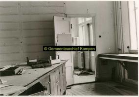 F001130-1 Interieur van een gedeelte van het gebouwencomplex van de Rijksdienst voor de IJsselmeerpolders (van 1940 tot ...