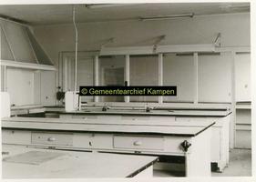 F001129-3 Interieur van een gedeelte van het gebouwencomplex van de Rijksdienst voor de IJsselmeerpolders (van 1940 tot ...