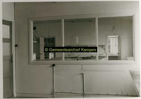 F001129-2 Interieur van een gedeelte van het gebouwencomplex van de Rijksdienst voor de IJsselmeerpolders (van 1940 tot ...
