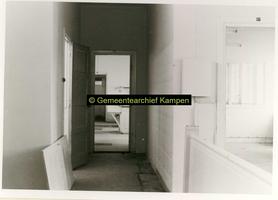 F001128-1 Interieur van een gedeelte van het gebouwencomplex van de Rijksdienst voor de IJsselmeerpolders (van 1940 tot ...