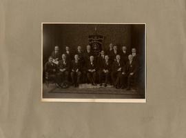 F013184 De vereeniging der Chr. Nat. Werkmansbond afd. Kampen, opgericht 2 augustus 1897. Het doel der vereniging is ...
