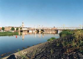 F013249 De IJsselbrug of Stadsbrug.
