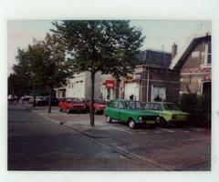 F013422 Woningen aan de Burg. Van Engelenweg in IJsselmuiden.