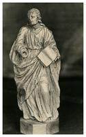 F003353 Onbekend houten beeld.