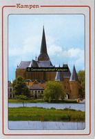 F005679 Bovenkerk en Koornmarktspoort.