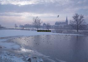F005732 Kikkergat, IJssel en Bovenkerk.
