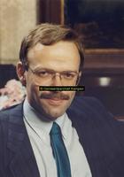 F007318 Theo Piederiet, raadslid later wethouder voor de PvdA.
