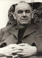 F007806 H.J. Broek, al vele jaren raadslid met voorkeurstemmen.Eertijds gewoon raadslid voor de C.H.U. en enige jaren ...