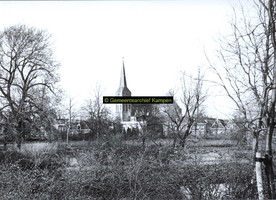 F005737 Bovenkerk en omgeving.