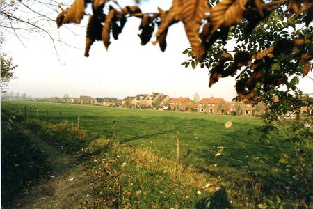 Achterdijk, 'Kasenstein', gelegen aan het Perenlaantje