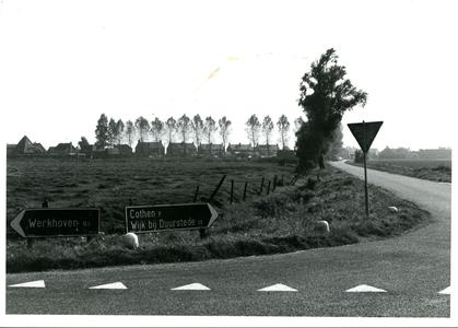 Kruispunt Achterdijk - Pelikaanweg