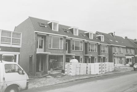 Appartementen Boomgaardweg 3-5 in aanbouw