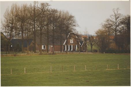 Boerderij Grijpestein gezien vanuit het zuiden.