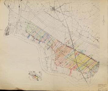 Ruilverkaveling Kromme Rijngebied. Fotogrammatische kaart (blad 3 van 5) met eigenaarsinformatie