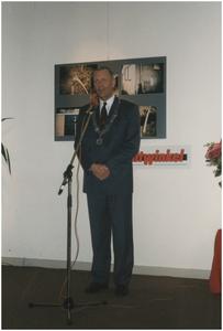 Toespraak burgemeester Henk Bosman