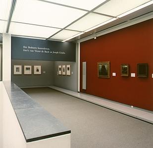 Tentoonstelling 'Collega's uit de Kempen. De fotocollectie van Victor de Buck en Joseph Gindra' in het Van Goghmuseum te Amsterdam van 11 juni tot en met 29 augustus 1993 *