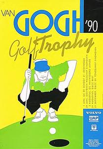 Van Gogh Golf Trophy op o.a. Golfbaan Welschap en G & CC de Tongelreep