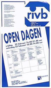 Open dagen RIVB van Stichting Voortgezet Onderwijs Eindhoven
