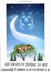 Lezing over reincarnatie door Diana van den Berg in Aquamarijn