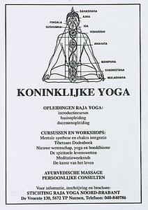Opleidingen Raja Yoga