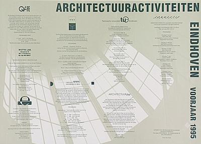 Kalender architectuuractiviteiten in Eindhoven