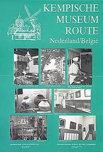 Museum Route door Kempenland in Nederland en België
