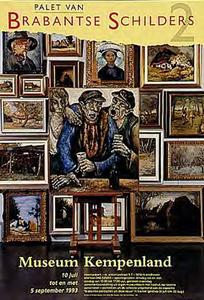 Zomertentoonstelling eigen bezit in Museum kempenland