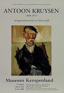 Tentoonstelling van het werk van Antoon Kruysen in museum Kempenland