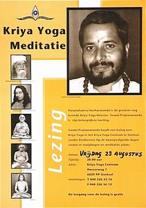 Yoga meditatie Trefwoorden: yoga, new-age, oosterse spiritualiteit