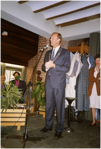 Toespraak burgemeester Bosman ter gelegenheid Brabantse Dag.