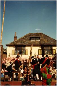 Brabantse Dag 1982. 1. Burgemeester Henk Bosman