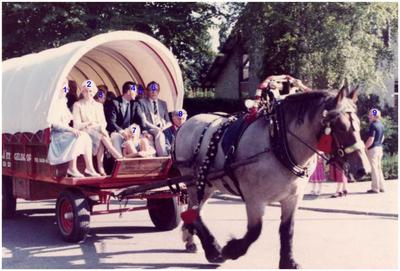 Brabantse Dag 1982. 4. Burgemeester Henk Bosman