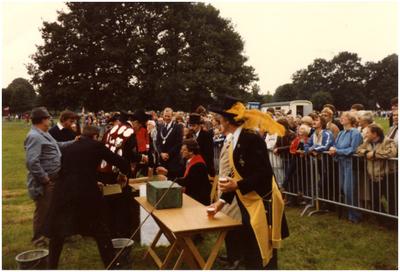 Koningschieten, Sint Jorisgilde. 5. Henk Bosman