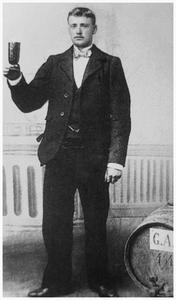 Brouwer Gerardus Adrianus Arts: eigenaar Budelse Brouwerij, voorheen De Hoop