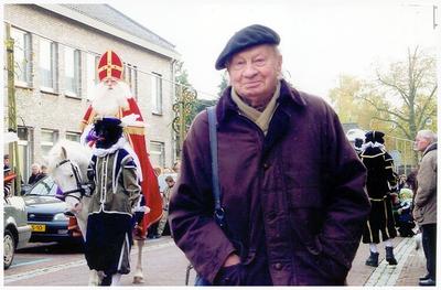 Grimeur-schilder Johannes (Jan) van Cranenbroek (1): Verzorgde meer dan 50 jaar St. Nicolaas en de optocht