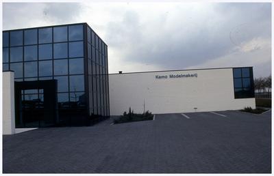 Nieuwbouw bedrijf Kemtec, Meemortel